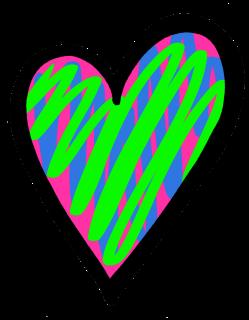 Heart_Color Scribbles_1