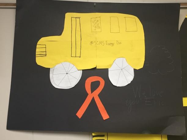 energy bus leukemia